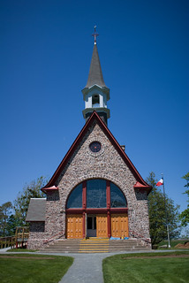 Memorial Church, Grand-Pré, Nova Scotia