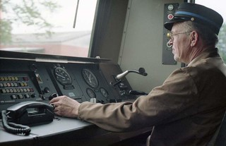 Togfører / Train Driver (1987)