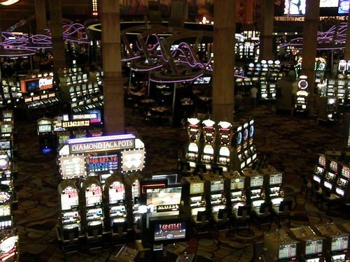 Cittadina valdostana con il casino