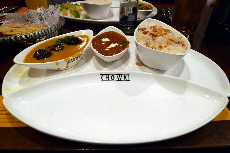 Chowki, Soho, London