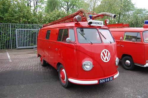 NN-94-38 Volkswagen Transporter T1 1954