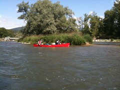 das OSZT-Leiterboot