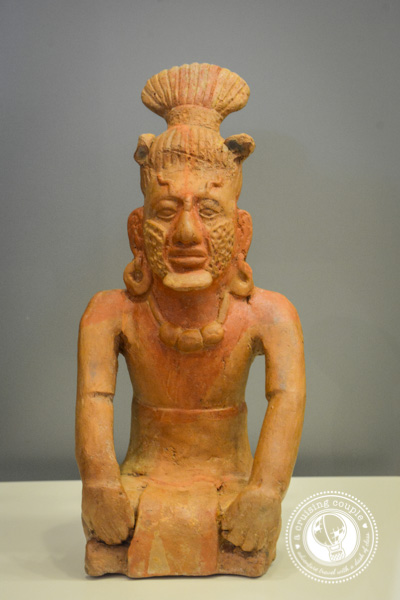 Finding Art and History in Cancun - Mayan Museum Beauty