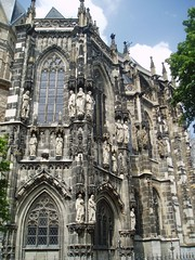 Gothic Exuberance, Aachen Cathedral