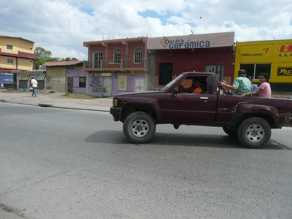 P Mission Honduras