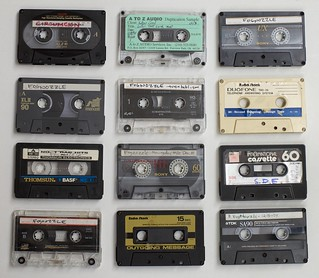 fognozzle cassettes | by Marc Arsenault  - Wow Cool