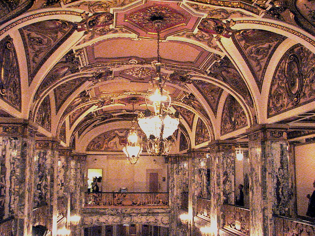 cadillac palace theater lobby. Cars Review. Best American Auto & Cars Review