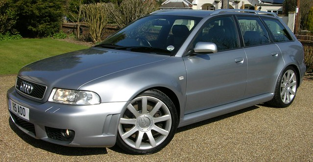 2001 Audi Rs4 B5 Avant Flickr Photo Sharing