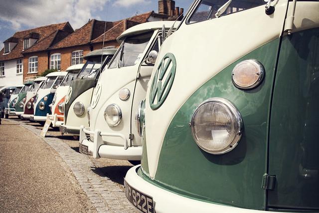 Cool caravans – модная ностальгическая тема