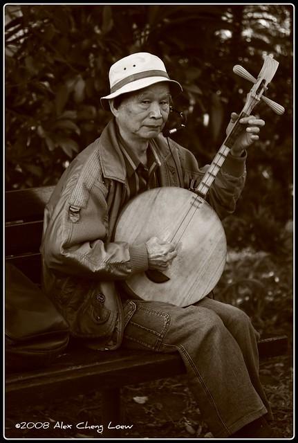 Musician por Alex Cheng Loew