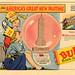 1947 Bub Bubble Gum Newspaper Ad by Neato Coolville