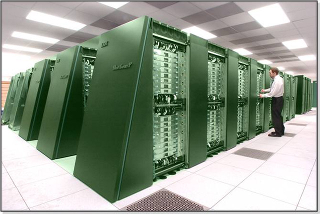 Green Supercomputer