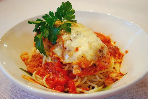 Chicken Parmesan 3