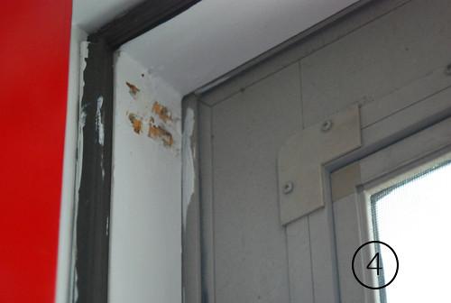 Storm Door Closer Arm Flickr Photo Sharing