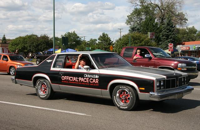 oldsmobile delta 88 pace car flickr photo sharing. Black Bedroom Furniture Sets. Home Design Ideas