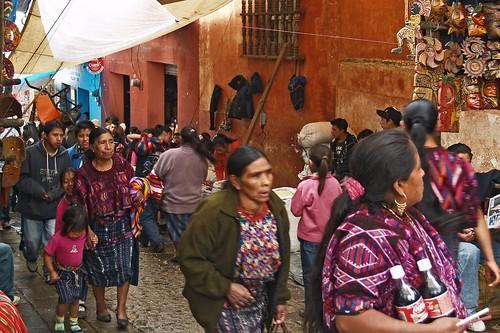 Chichicastenango Market, Guatemala