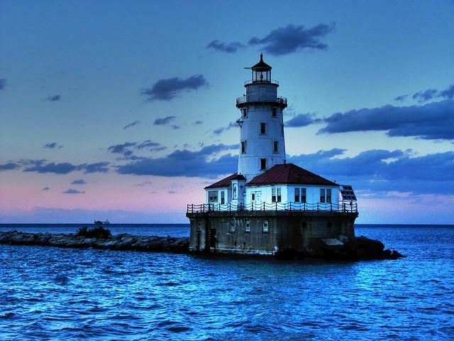 I love Lighthouses...