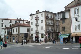 Puerta del Camino, Santiago de Compostela