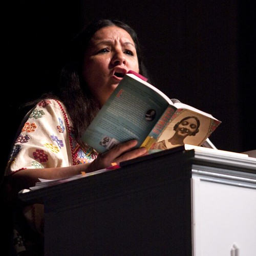 Sandra Cisneros at Norcross High