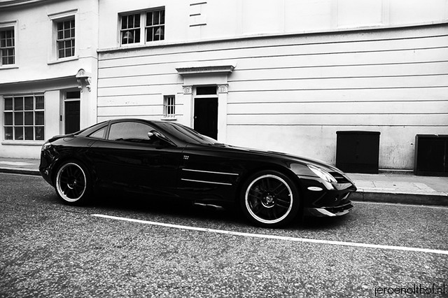 Mercedes-Benz McLaren SLR 722 | Flickr - Photo Sharing!