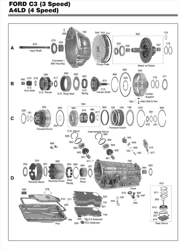 ford explorer transmission diagram on 94 ford ranger transmission
