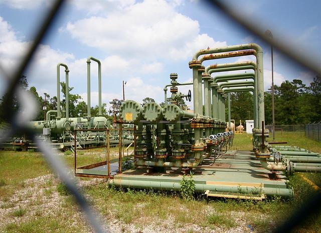 Largest Oil Field Texas