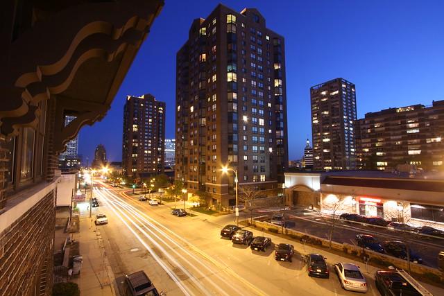 Van Buren Avenue Twilight