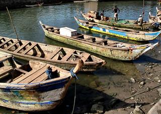Ghanaian Boats
