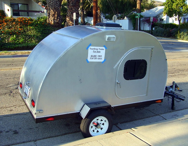 teardrop trailer for sale