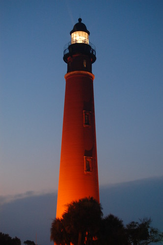 light red orange lighthouse beach water tag3 taggedout sunrise nikon tag2 tag1 florida fl poncedeleon ponceinlet d40 inspiredbylove youmakemehappy nikond40 worldofarchitecture