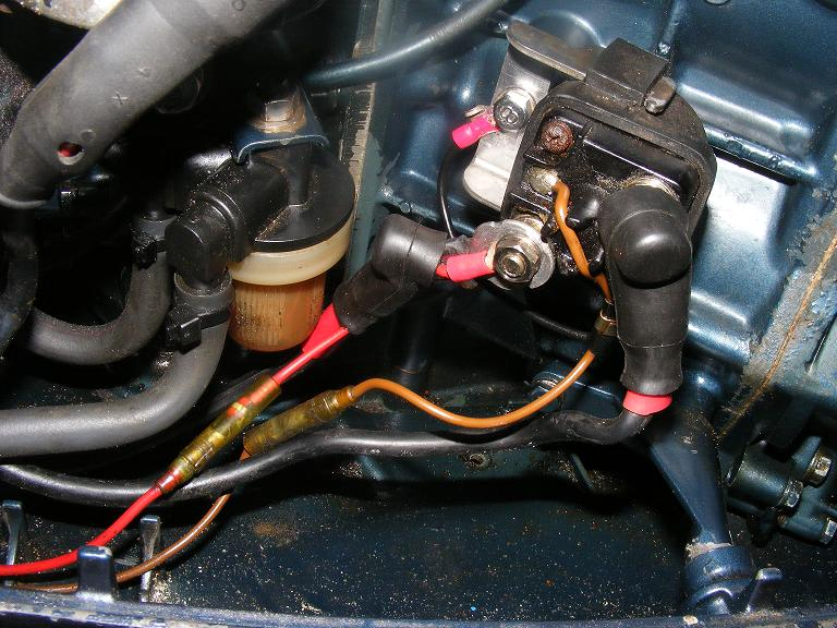 Wiring Diagram - Yamaha 115 Aet V4
