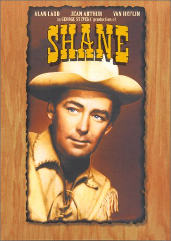 An analysis of the western fiction shane