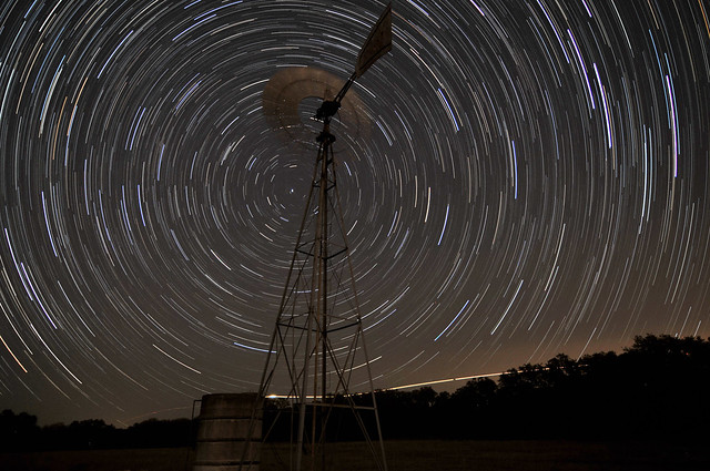 Star Trails 7