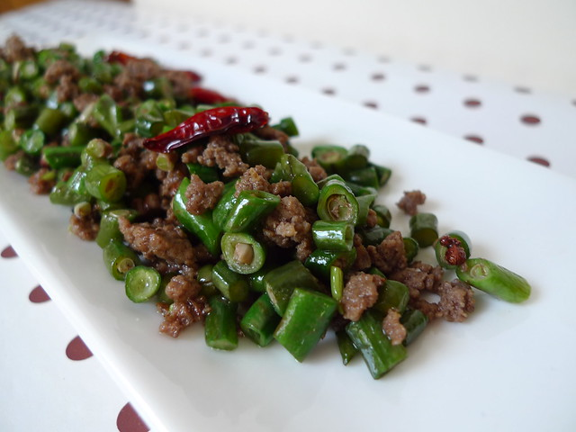 Sichuan Dry-Fried String Beans | Flickr - Photo Sharing!