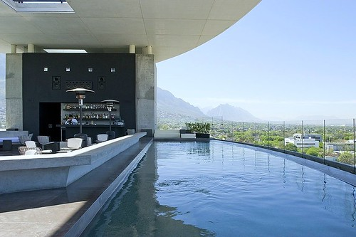 Hotel Habita, Monterrey, Mexico