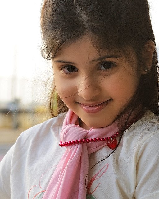 a Little Cute From Qatar