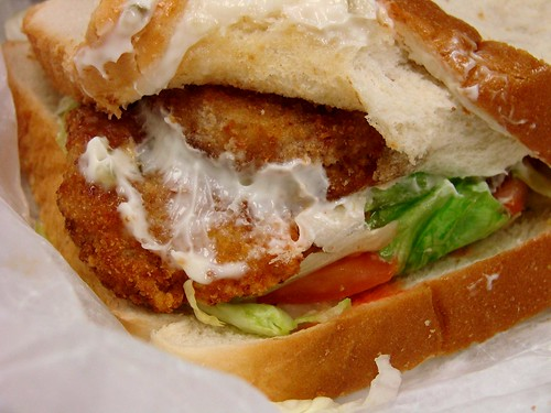 Friday during lent it s time for cheap fried fish for Best fish sandwich near me