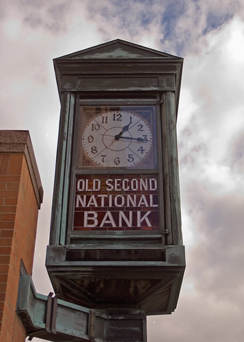 Old Second Nat'l Bank by William 74