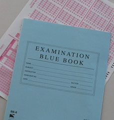 Blue Book (Photo by Jackie Burrell)