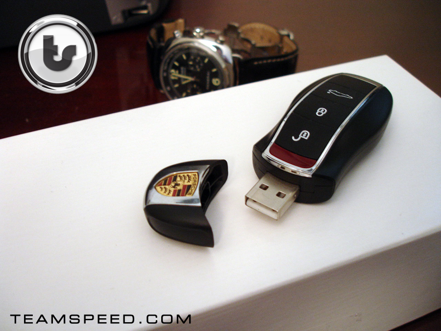 porsche panamera usb thumb drive. Black Bedroom Furniture Sets. Home Design Ideas