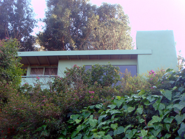 03d Droste House - R M Schindler - HCM-837 (E) by Kansas Sebastian