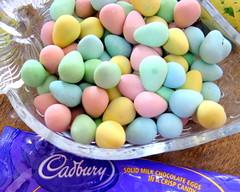 365, Chocolate theme....Cadbury's mini eggs
