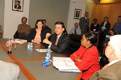 VA Secretary Shinseki Attends Labor-Management Relations Forum with National VA Council