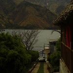 Pathway to the Lake - San Pedro La Laguna, Guatemala