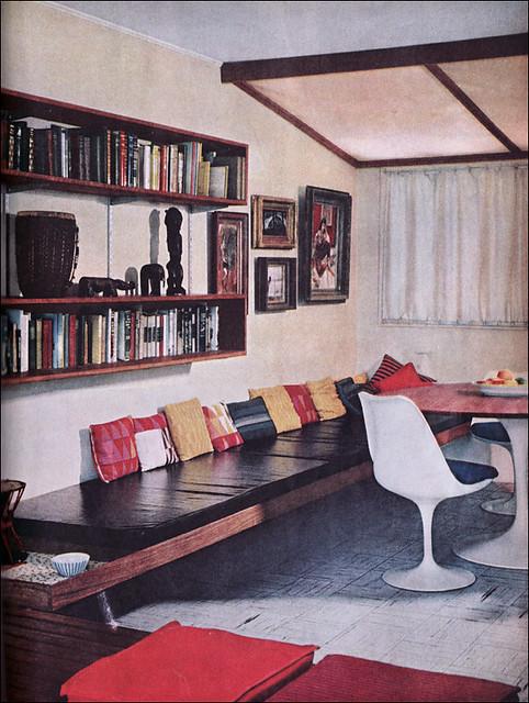1960 Modern Home Office
