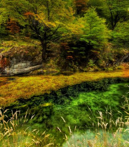 The Secret Emerald Lake