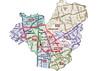 NE Exec Panel area showing Hackney postcodes