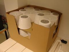 toilet(0.0), laundry(0.0), carton(1.0),
