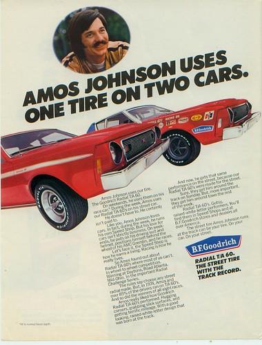 1974 AMC GREMLIN IMSA RACE CAR