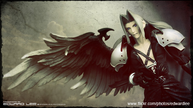 One Winged Angel_sephiroth